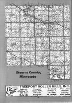 Index Map 1, Stearns County 1992